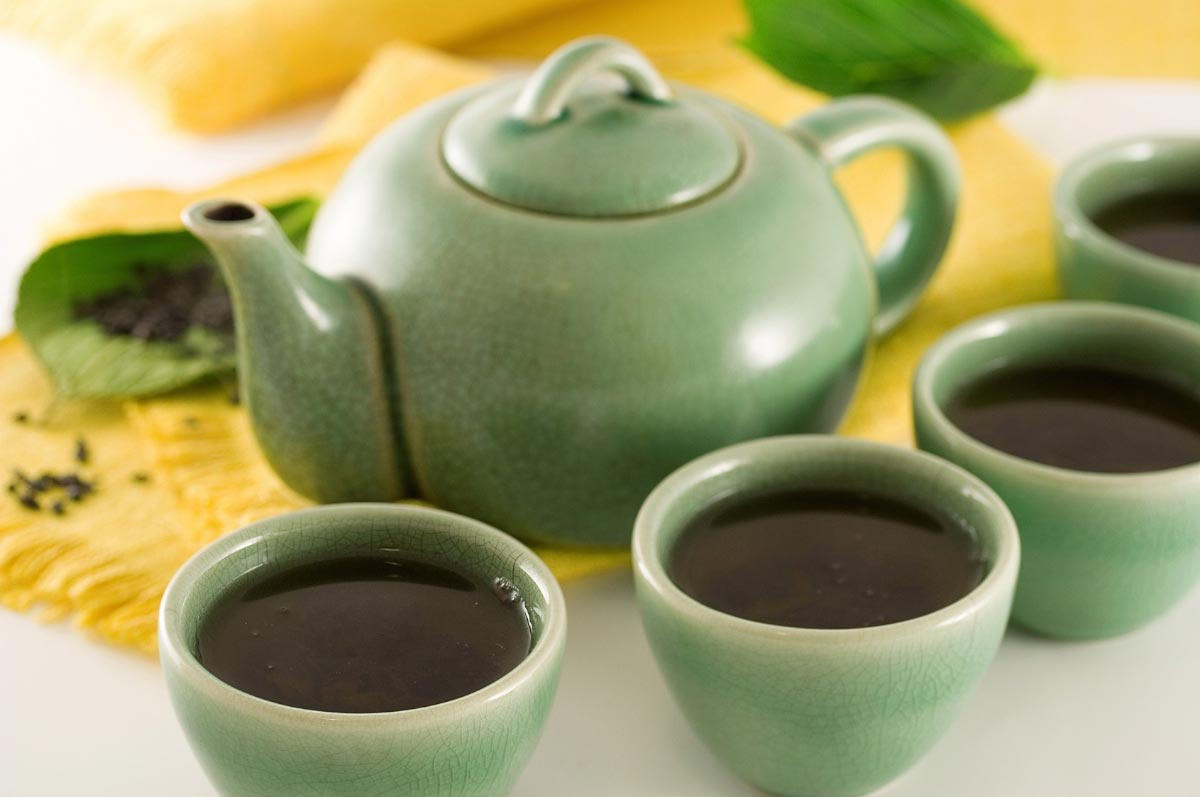 Top 10 types of tea contaminated with toxic heavy metals